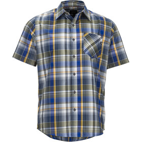 Marmot Echo SS Shirt Men Vintage Navy